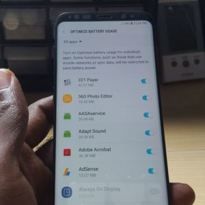 Fix Auto Rotate Problem Galaxy S8 - BlogTechTips