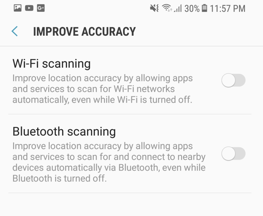 Samsung Galaxy WiFi Keeps Turning On and Off Automatically