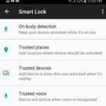 Samsung Galaxy screen goes black but doesn't lock