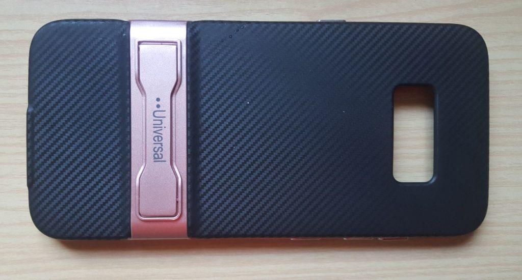 Galaxy S8 Universal kickstand case