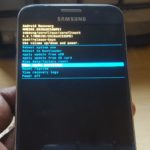 Fix Samsung Galaxy S6 that is frozen and became unresponsive