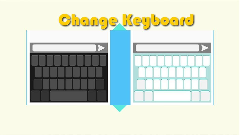 How to change the Keyboard Galaxy S8 - BlogTechTips
