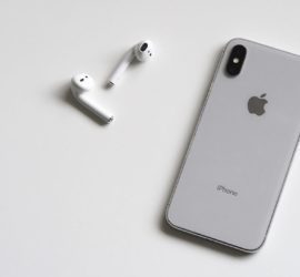 How to show battery percentage on the iPhone X