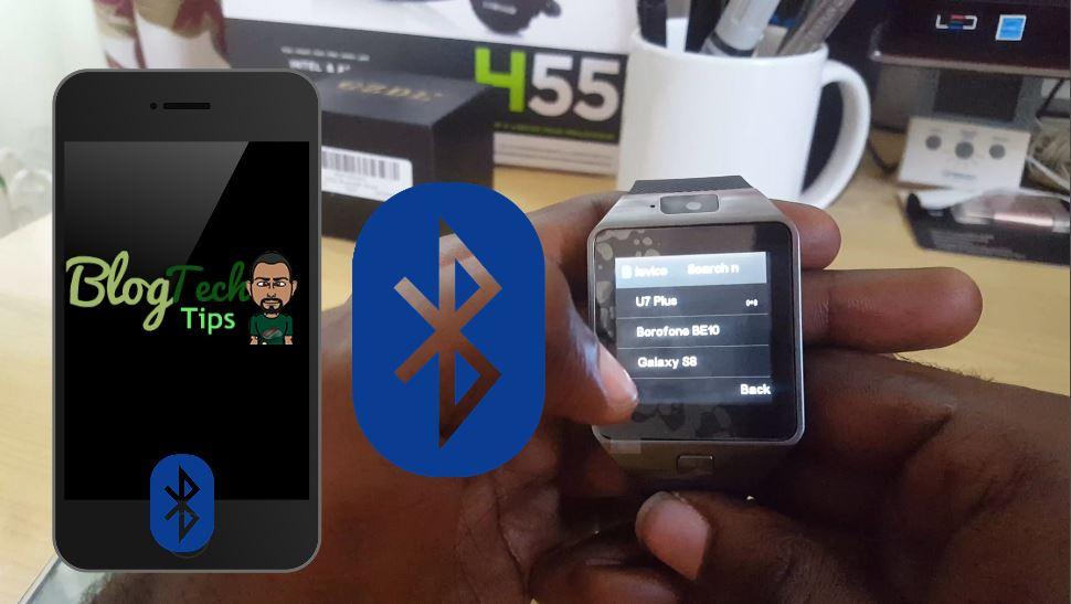 How to setup or Pair Bt Notifier with DZ09 Smartwatch