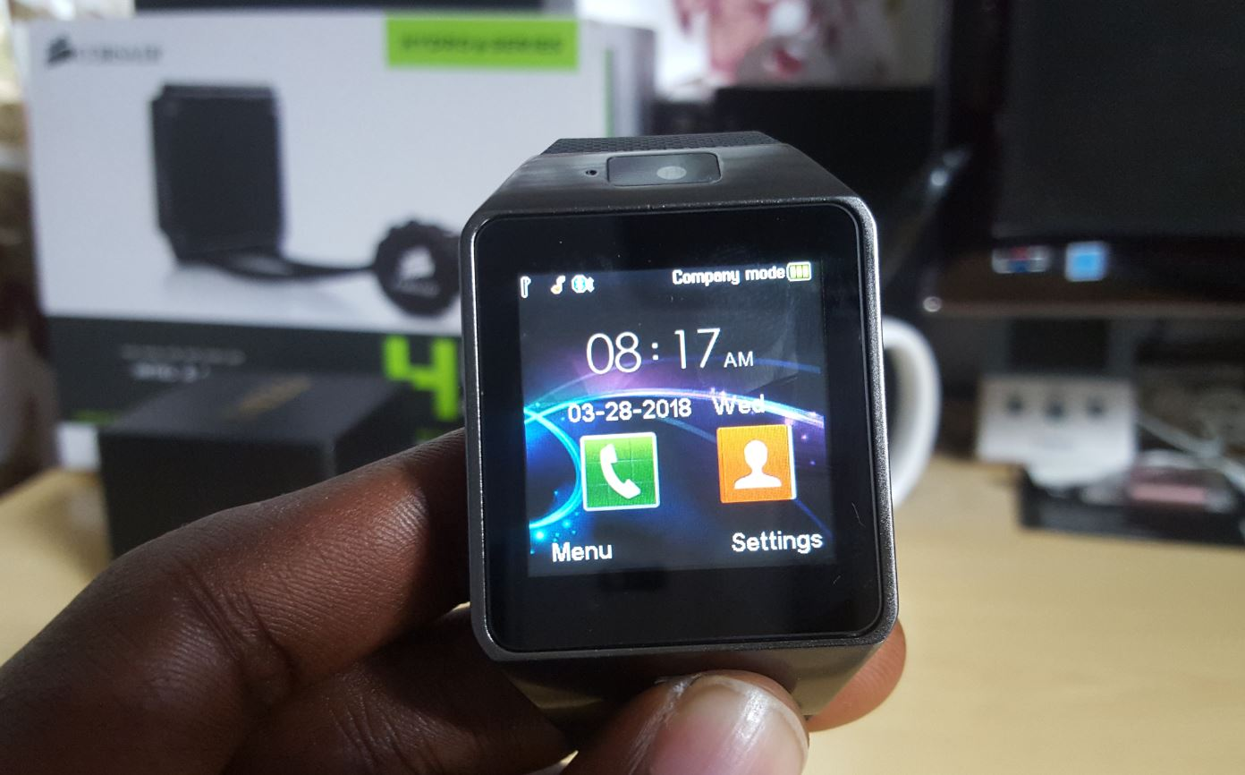 Dz09 Smartwatch Review Blogtechtips