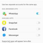 Install two Whatsapp on the same phone or other Messengers
