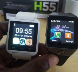 DZ09 VS U8 Smartwatch