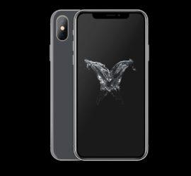 iPhone X Fix Black Screen