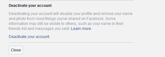 How to Delete your Facebook Account Permanently 2018