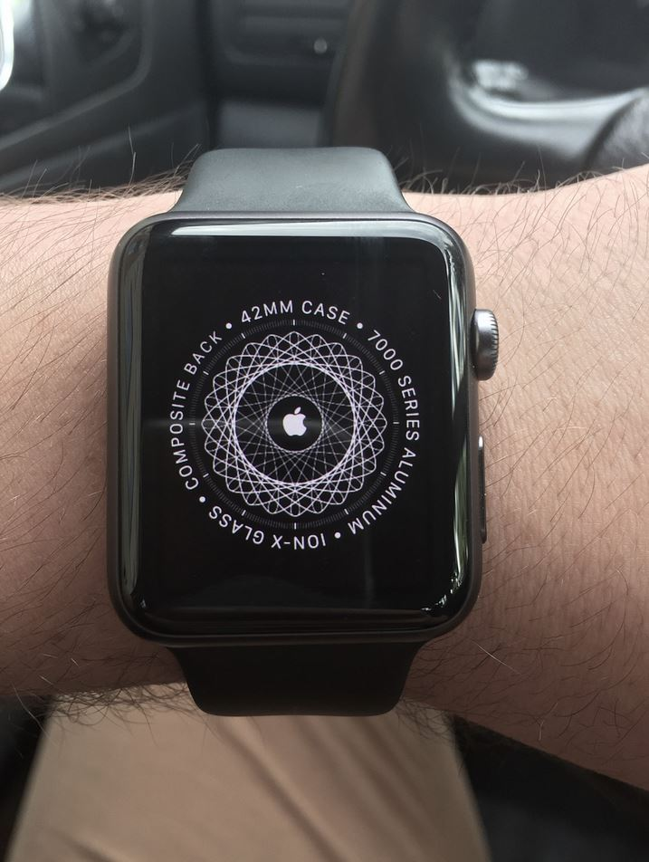 Fix Apple Watch Stuck On the Apple Logo