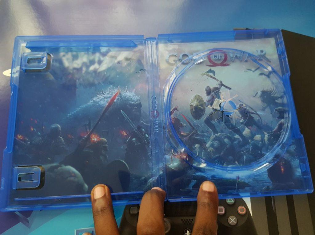 God of War 4 Review