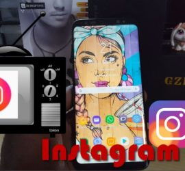 IGTV New Instagram Video feature