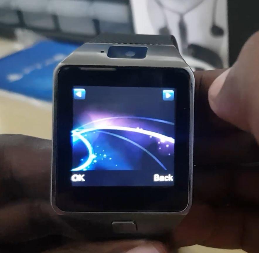 How To Change Wallpaper Of Dz09 Smartwatch Blogtechtips