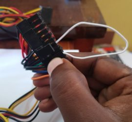 How to Test if a Power Supply is dead with a Paper clip