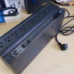 APC 850VA UPS Battery Backup & Surge Protector Review
