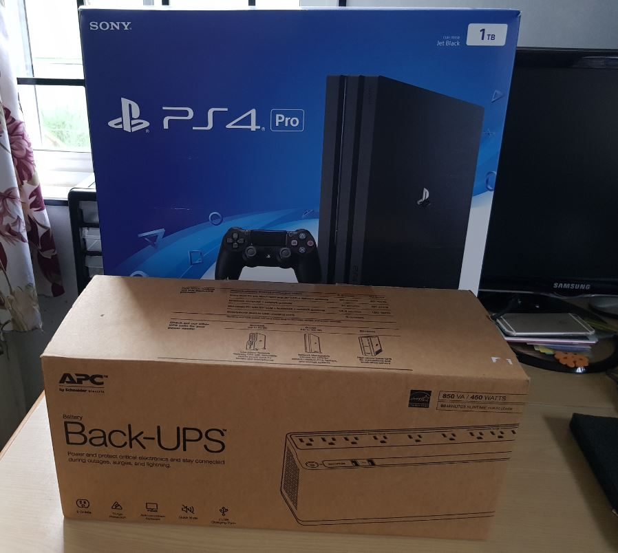 Best UPS for PS4 Pro