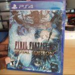 Final Fantasy XV Royal Edition PS4 Review