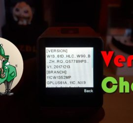 How to check Build Date and Version of your DZ09 Smartwatch