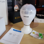 Alfawise Light bulb Camera Review