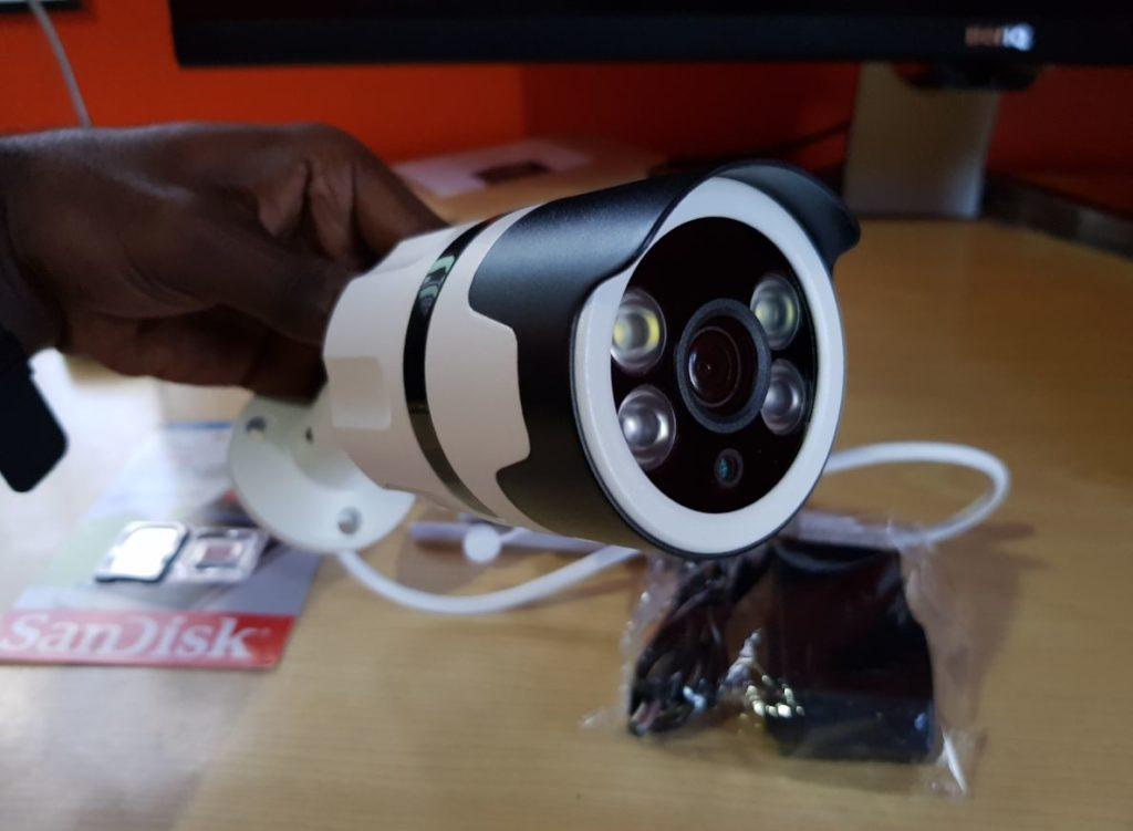 $35 1080p Wireless Bullet CCTV Camera