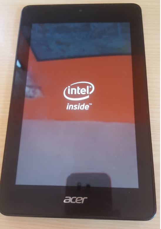 How To Reset Intel Inside Tablet