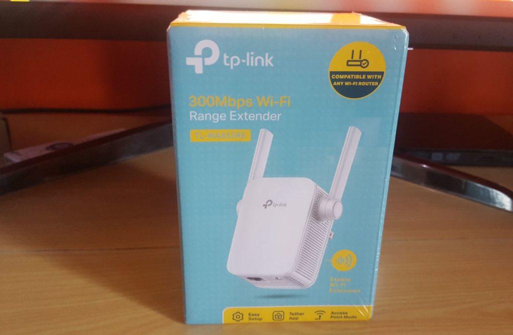 TP-Link N300 WiFi Extender TL-WA855RE