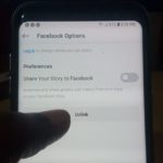 Unlink your Facebook Account from your Instagram on Android