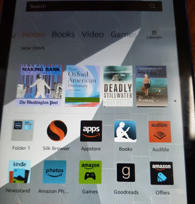 Inverted Colors Fire Tablet Fix Blogtechtips