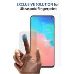 Will a Regular Screen Protector work on the Galaxy S10 and S10+
