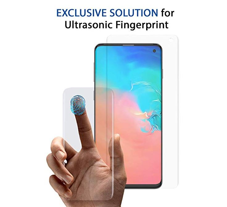 Will a Regular Screen Protector work on the Galaxy S10