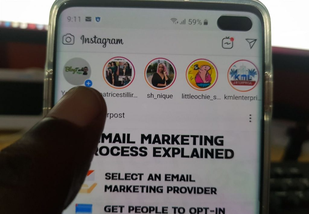 Instagram Stories Not Loading