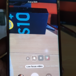 Get and Use Live Focus Video Galaxy S10 and Note 10