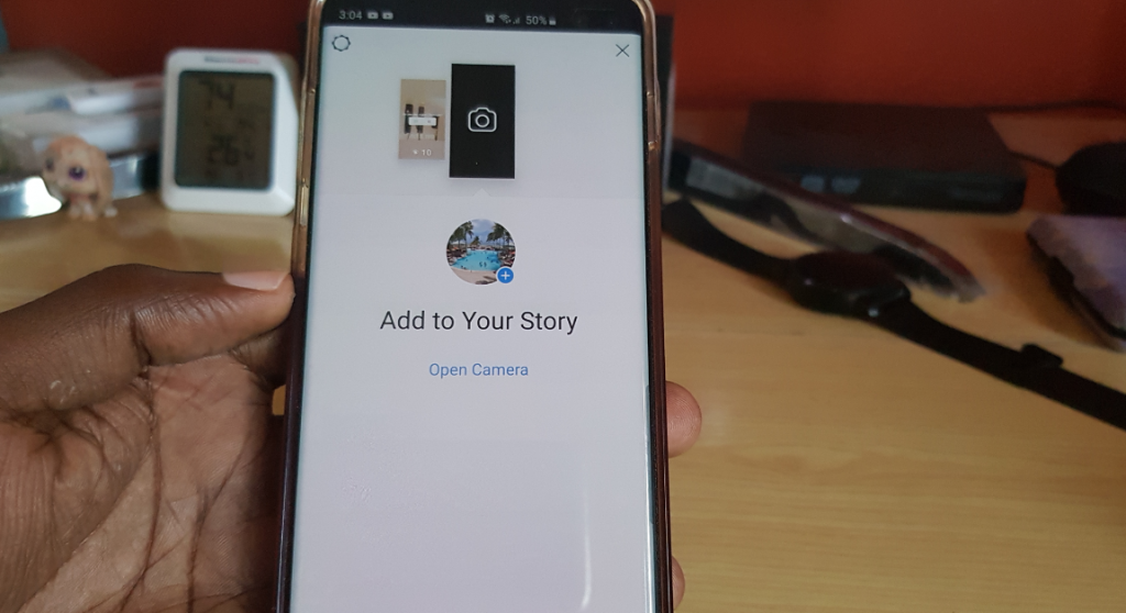 How to Add Multiple Instagram stories
