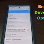 How to Enable Developer Options on the Note 10