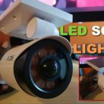 A-Zone LED Solar Motion Sensor Lamp Review