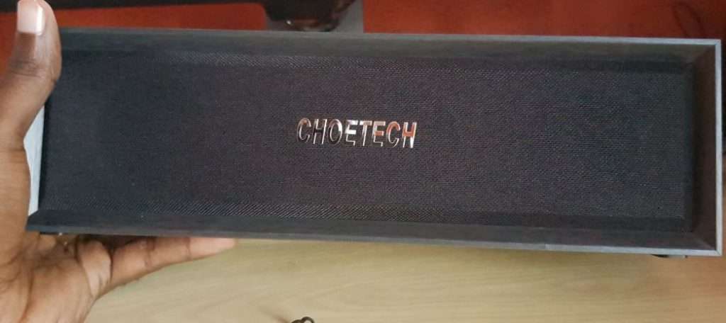 ChoeTech Wireless Speaker with Wireless Charging Review