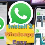 Install dual Whatsapp on Any Smartphone (iPhone or Android)
