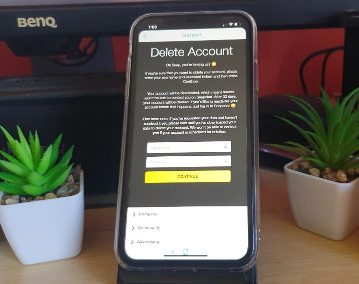 How to Delete Snapchat Account 2020