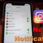 Instagram Notifications not working iPhone Fix