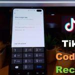 TikTok 4 Digit Code Not Received Fix