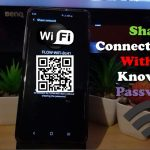 How to Share WiFi by QR Code
