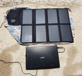 X-Dragon Solar Charger Review