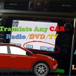 Translate Japanese Car Radio to English