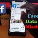 Facebook Data Saver Missing Fix