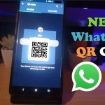 Whatsapp New Feature QR Code