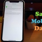 Stop Photos uploading to iCloud on Mobile Data
