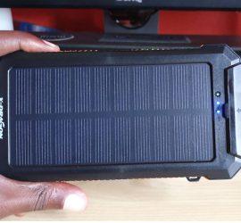 X-Dragon 34000 mAh Solar Power Bank