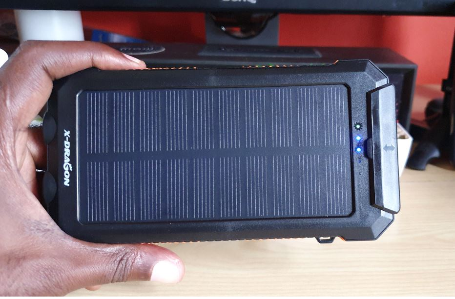 X-Dragon 34000 mAh Solar Power Bank