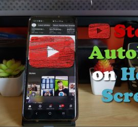 How to Stop YouTube Videos from Playing While Scrolling