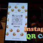 Instagram QR Code New Feature